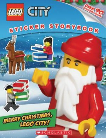 Lego City: Merry Christmas Lego City by Various