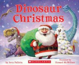 Dinosaur Christmas by Jerry Pallotta