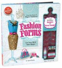 Klutz: Fashion Forms by April Chorba