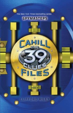 39 Clues The Cahill Files: Spymasters