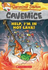 Geronimo Stilton Cavemice 03  Help Im In Hot Lava