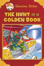 Geronimo Stilton Special Edition: Hunt for the Golden Book by Geronimo Stilton