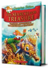 The Search for Treasure by Geronimo Stilton