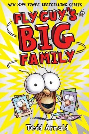 Fly Guys Big Family