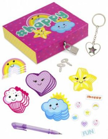 #Happy Rainbow Friends Writing Set by Various
