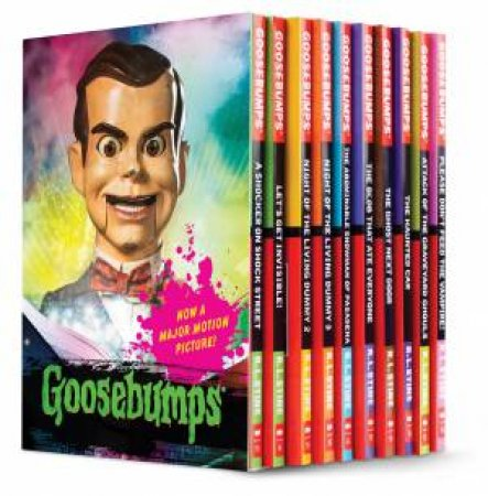 Goosebumps Movie Box Set