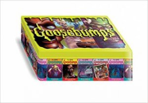 Goosebumps Retro Tin