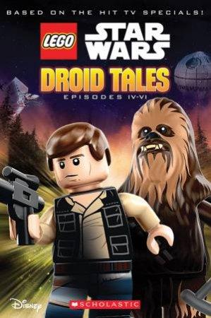 LEGO Star Wars: Droid Tales: Episodes IV-VI