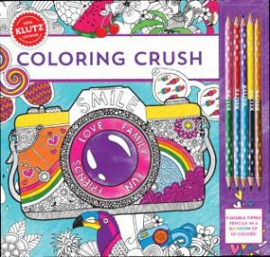 Colouring Crush by Various