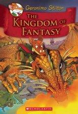 The Kingdom of Fantasy by Geronimo Stilton