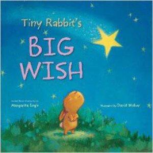 Tiny Rabbit's Big Wish by ENGLE MARGARITA