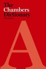 Chambers Dictionary Thumb Index 2008 edition