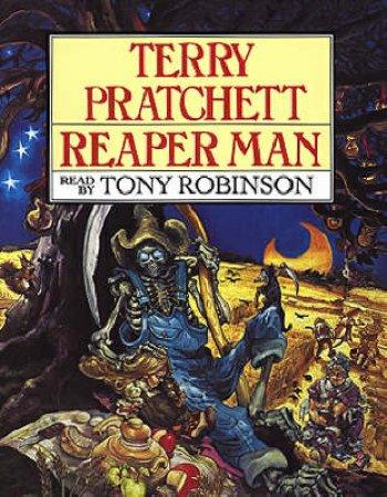 Reaper Man (Cassette) by Terry Pratchett