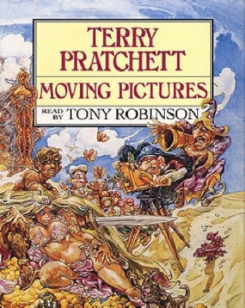 Moving Pictures (Cassette) by Terry Pratchett
