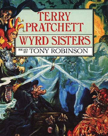 Wyrd Sisters (Cassette) by Terry Pratchett