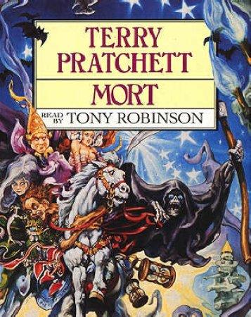Mort (Cassette) by Terry Pratchett