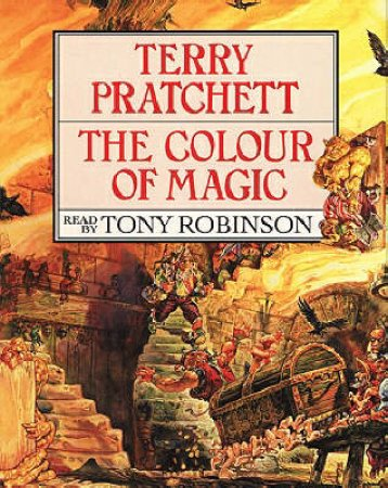Discworld 01:The Colour Of Magic (Cassette) by Terry Pratchett