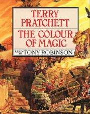 The Colour Of Magic Cassette