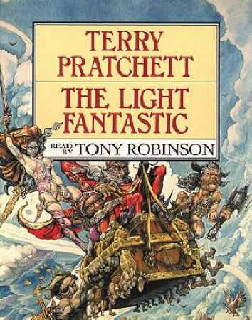 The Light Fantastic (Cassette) by Terry Pratchett