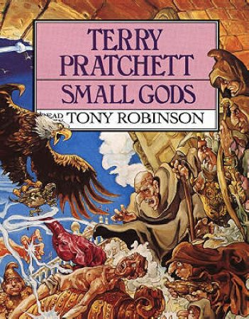 Small Gods (Cassette) by Terry Pratchett