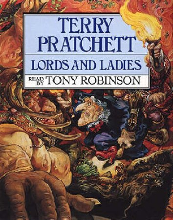 Lords And Ladies (Cassette) by Terry Pratchett