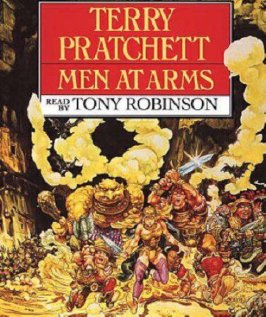 Men At Arms (Cassette) by Terry Pratchett