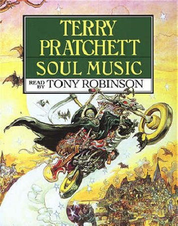 Soul Music (Cassette) by Terry Pratchett