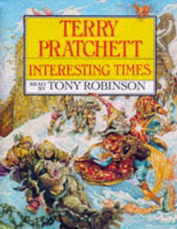 Interesting Times (Cassette) by Terry Pratchett