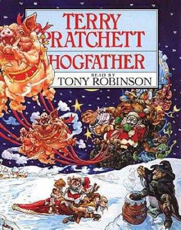 Hogfather (Cassette) by Terry Pratchett