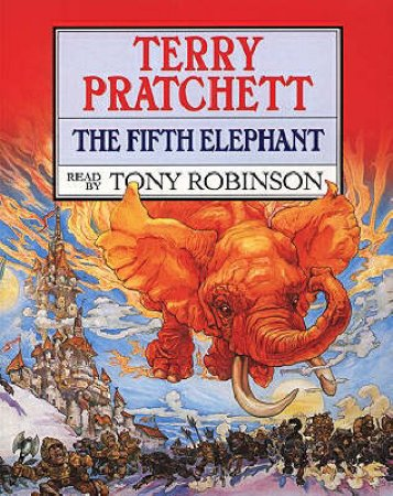 The Fifth Elephant (Cassette) by Terry Pratchett