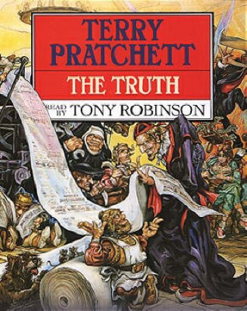 The Truth (Cassette) by Terry Pratchett
