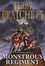 Monstrous Regiment CD