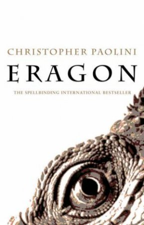 Eragon (Adult Cover) by Christopher Paolini