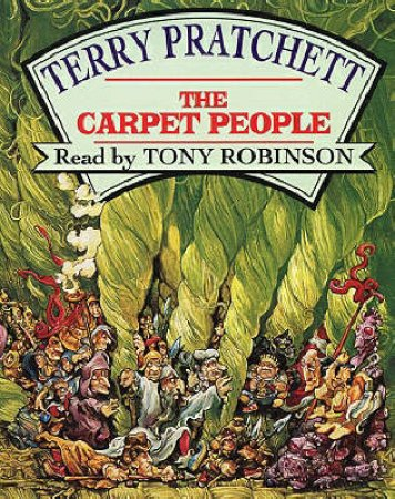 The Carpet People (Cassette) by Terry Pratchett
