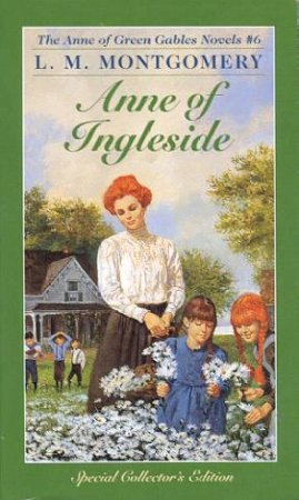 Anne Of Ingleside by L M Montgomery