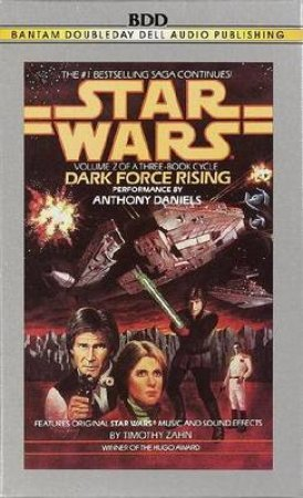 Dark Force Rising - Cassette by Timothy Zahn