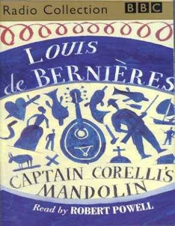 Captain Corelli's Mandolin - Cassette by Louis De Bernieres