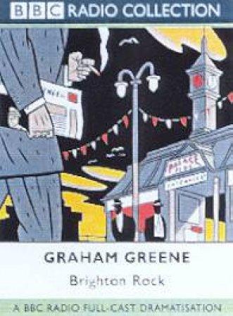 Brighton Rock - Cassette by Graham Greene