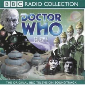 Doctor Who: Galaxy 4 - CD by Various