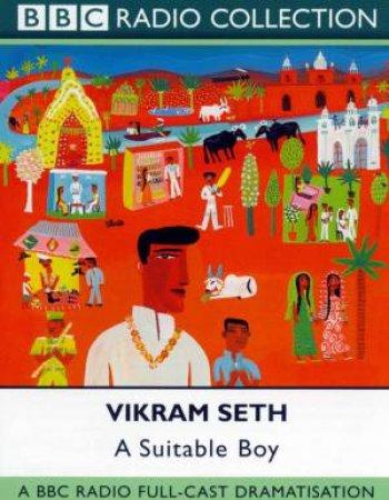A Suitable Boy - Cassette by Vikram Seth