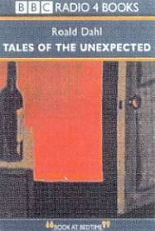 Tales Of The Unexpected - Cassette by Roald Dahl