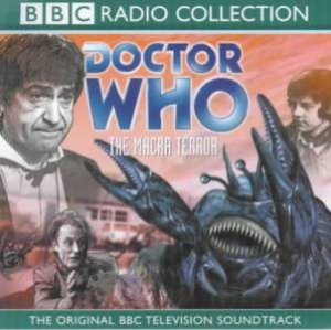 Doctor Who: The Macra Terror - CD by Various