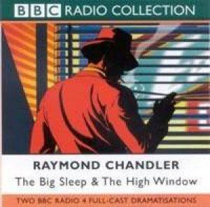 The Big Sleep/The High Window - CD by Raymond Chandler