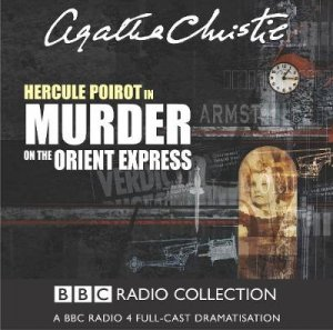 Murder On The Orient Express 2xcd by Agatha Christie