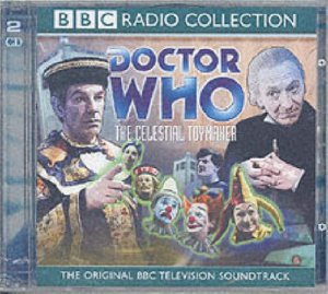Doctor Who: The Celestial Toymaker - CD by Various