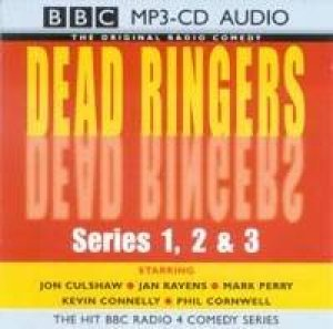 Dead Ringers: Series 1/2/3 - MP3 by BBC TV Dramatisation