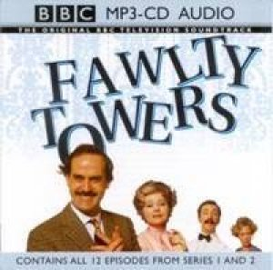 Fawlty Towers: The Collector's Edition - Vol 1/2/3 - MP3 by John Cleese And Connie Booth
