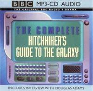The Complete Hitchhiker's Guide To The Galaxy - MP3 by Douglas Adams