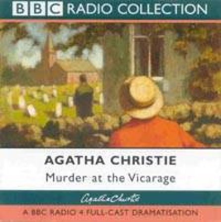 BBC Radio Collection: Miss Marple: Murder At The Vicarage - CD by Agatha Christie