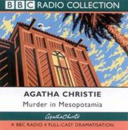 BBC Radio Collection: Poirot: Murder In Mesopotamia - CD by Agatha Christie